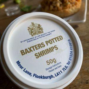 Baxters Potted Shrimps